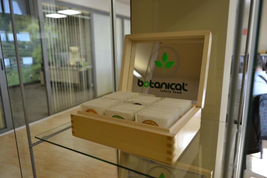 Botanical bg